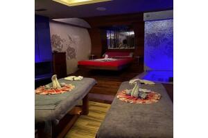 Taba Luxury Suites Hotel Spa & Wellness'ta Spa ve Masaj Keyfi