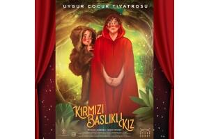 'Kırmızı Başlıklı Kız' Çocuk Tiyatro Bileti