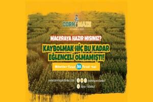 Corn Maze İstanbul Giriş Bileti