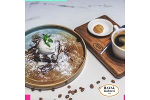 Hayal Kahvesi Emaar'da Enfes Gurme Tatlı & Kahve Menüsü