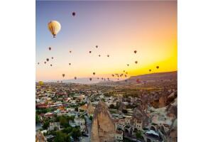29 Ekim'e Özel 3 Günlük Balon Turu Dahil Kapadokya Turu