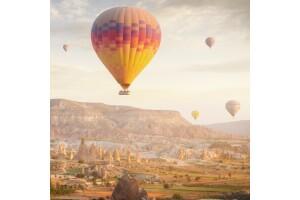 29 Ekim'e Özel Balon Dahil 3 Günlük 4 Yıldızlı Turist Otel Konaklamalı Kapadokya Turu