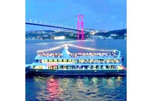 Lüfer Tekneleri İle 29 Ekim Özel Cumhuriyet Balosu Akşam Yemeği & Sahne ve Havai Fişek Gösterisi