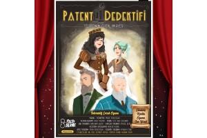 'Patent Dedektifi' İnteraktif Çocuk Tiyatro Bileti