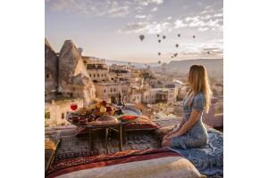 Bölge Buluşmalı 2 Gece 3 Gün Yarım Pansiyon Bölge Gezisi Dahil Kapadokya Turu