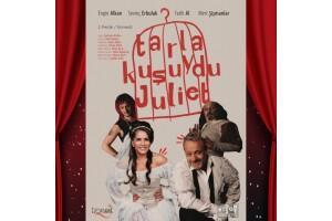 Deniz Çakır ve Engin Alkan'ın Rol Aldığı 'Tarla Kuşuydu Juliet' Tiyatro Bileti