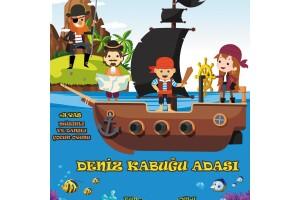 'Deniz Kabuğu Adası' Çocuk Tiyatro Bileti