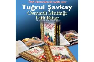 Osmanlı Mutfağı & Tatlı Kitap 2 Cilt Takım (Ciltli)