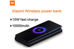 Yk Desing 10000 Mah Kablosuz Wireless Powerbank