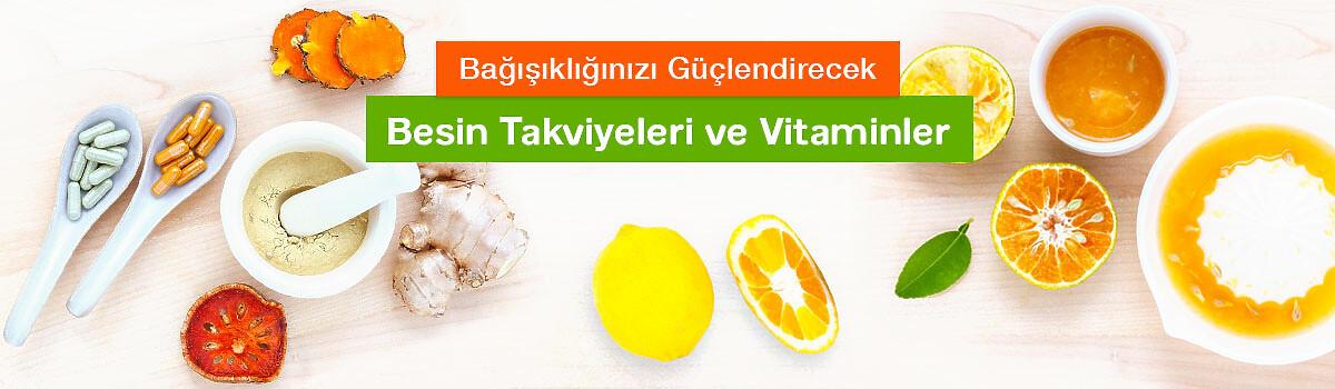 Vitamin Mineral Ürünleri